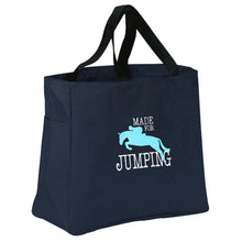 Load image into Gallery viewer, Made For Jumping Barn Tote B902