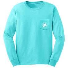 Load image into Gallery viewer, Just Get Over It - Adult Comfort Colors Long Sleeve Tee EP-190