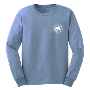 Home Is Where My Horse Is - Youth Comfort Colors Long Sleeve Tee EP-326