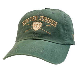 Hunter Jumper Shield Cap