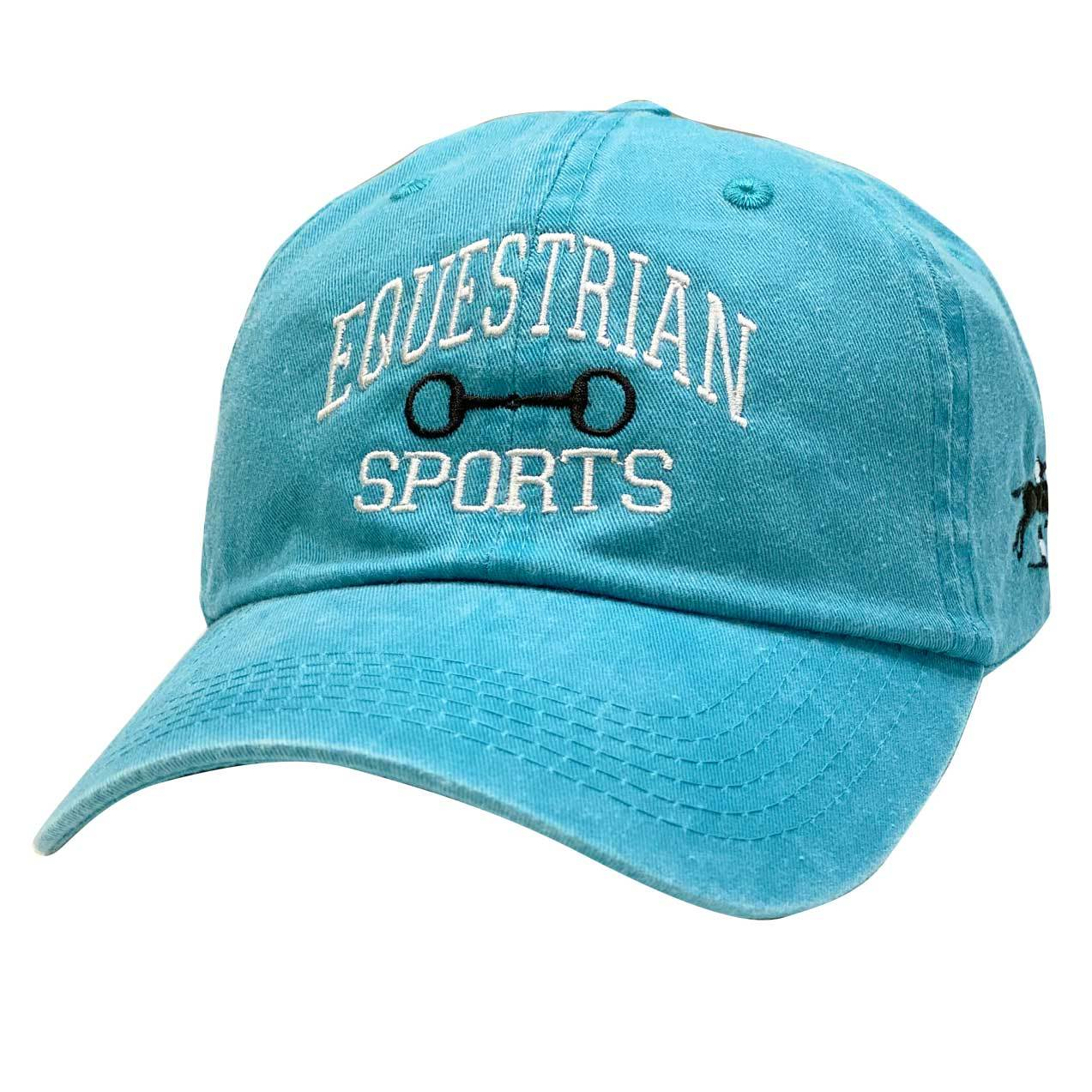 Equestrian Sports with Bit Cap