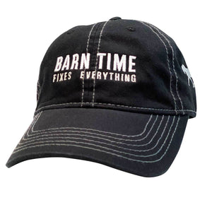 Barn Time Fixes Everything Cap