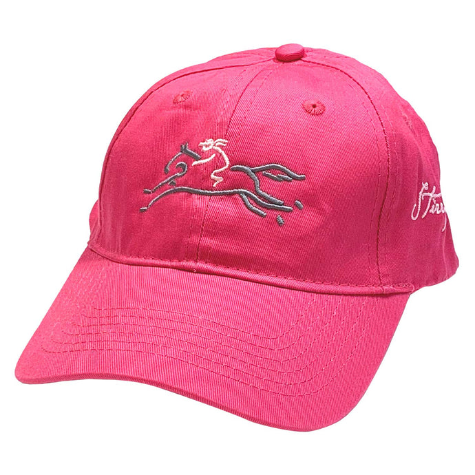 Girl On Horse Youth Cap HY154