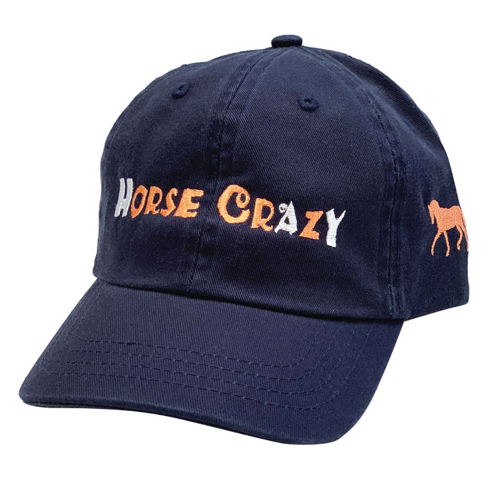 Horse Crazy Youth Cap HY155