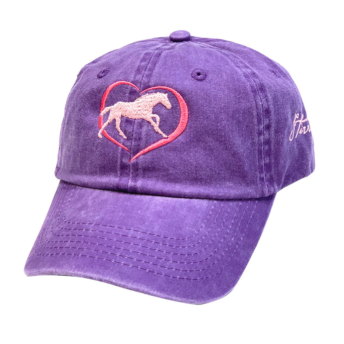 Horse In Heart Youth Cap HY156