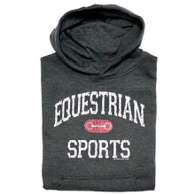 Load image into Gallery viewer, 20536 - Equestrian Sports With Bit Youth Hoodie