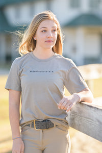 21132 Dressage Adult Short Sleeve Tee