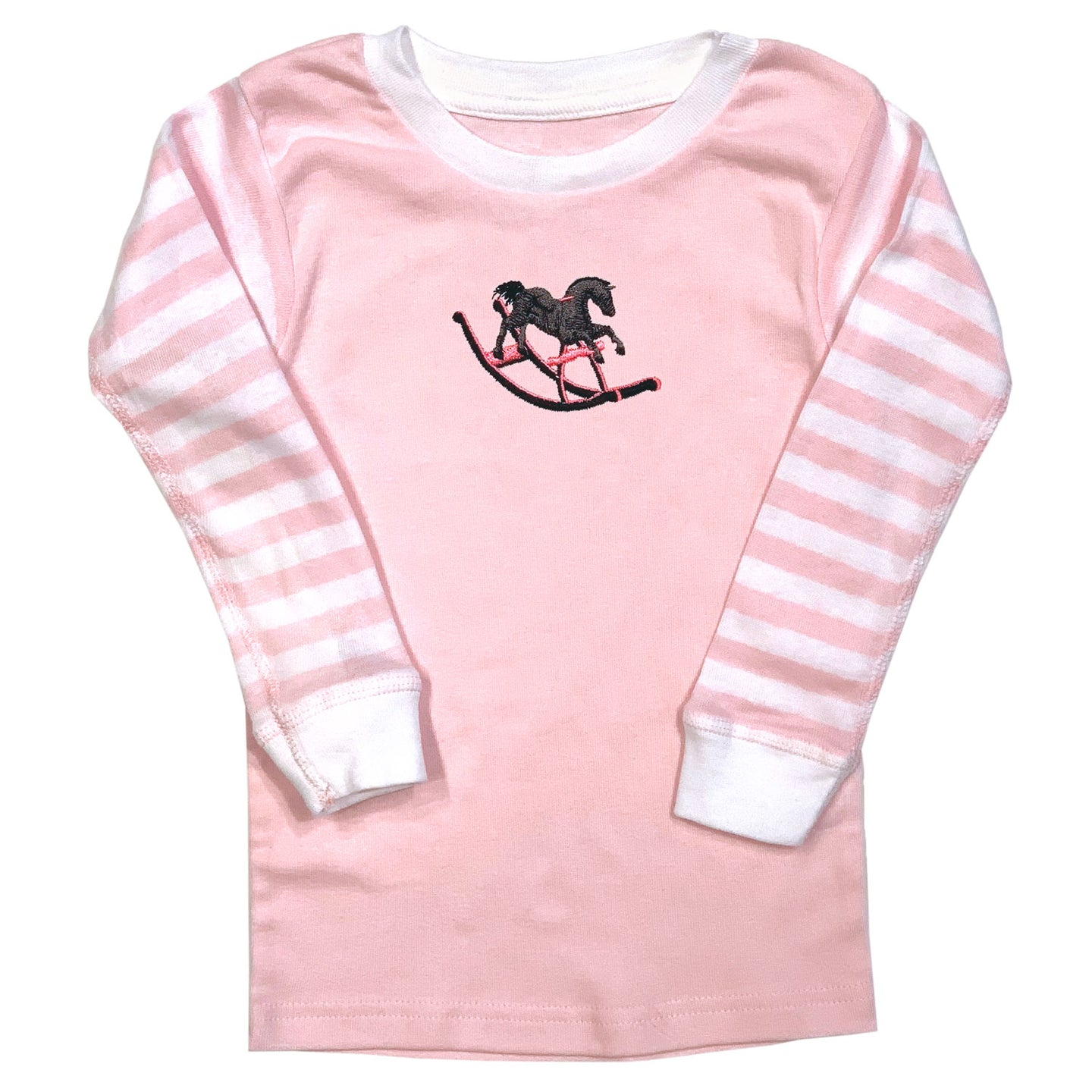 Rocking Horse Toddler PJ Top T233