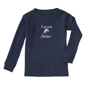 Future Rider Toddler PJ Top T234