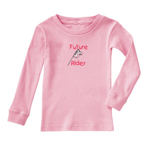 Future Rider Toddler PJ Top T235