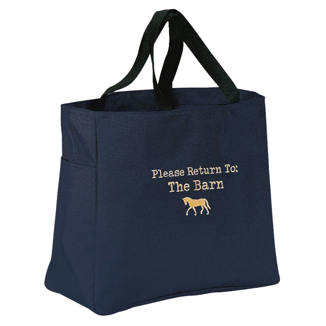 Please Return to Barn Tote Bag