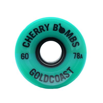 Cherry Bombs - Teal