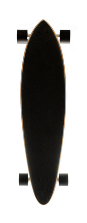 CLASSIC PINTAIL - BLACK with BLACK