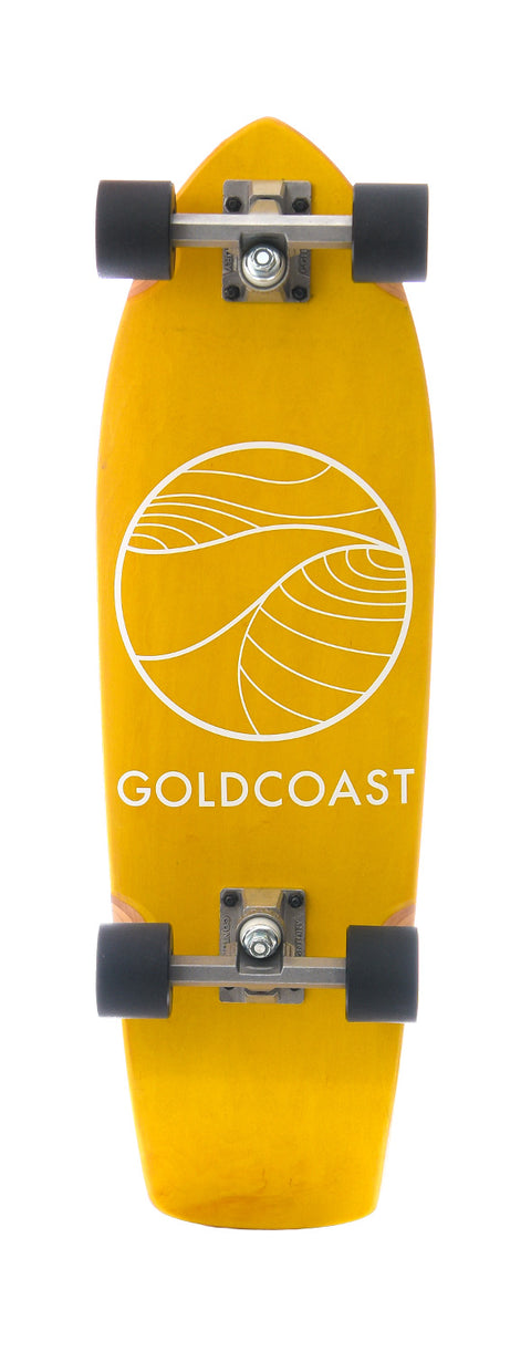 CLASSIC CRUISER - GOLDEN with BLACK