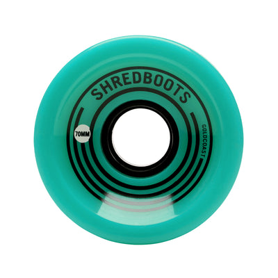 Shred Boots - Teal