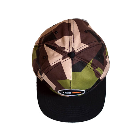 STEADY CAMO HAT