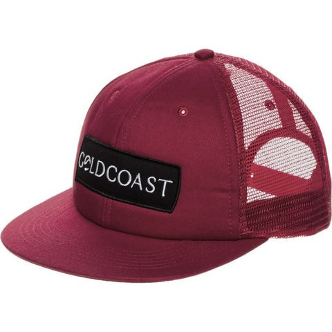 COAST TO COAST TRUCKER - MAROON