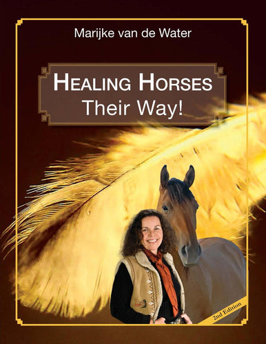 Healing Horses Their Way - Book