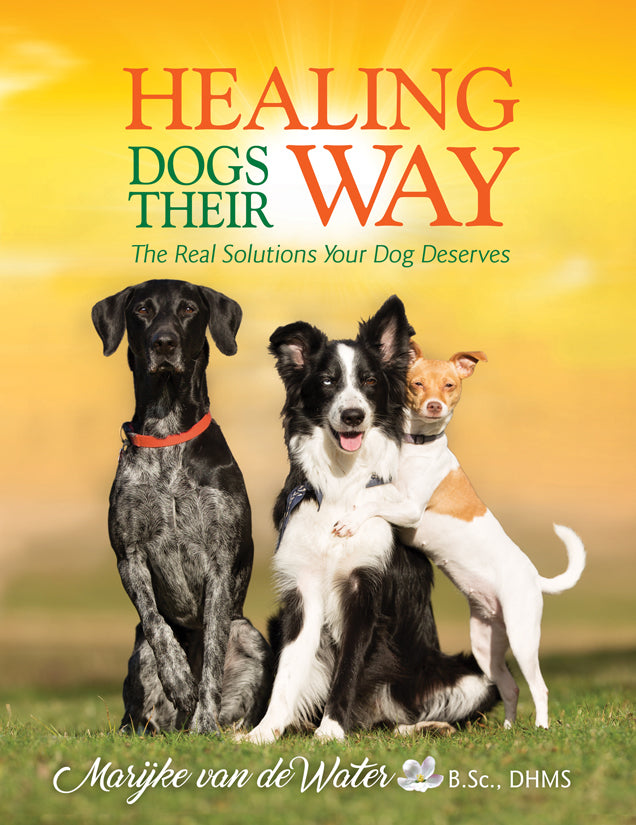Healing Dogs Their Way - Book
