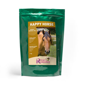Happy Horse is an all-natural plant and seaweed supplement that provides optimum and highly absorbable and natural nutrition. This blend is rich in organic minerals, vitamins, fibre and anti-oxidants. OnTotalWellness distributing for Ontario