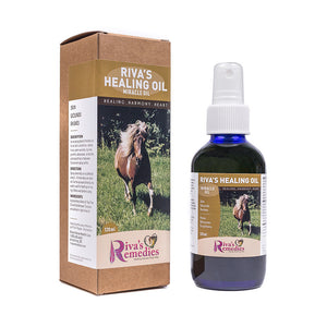 Riva's Healing Oil is an amazing blend of herbal oils for all skin conditions: rashes, hives, open wounds, injuries, growths, abscesses, scratches and everything in between. OnTotalWellness distributing for Ontario
