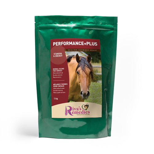 Performance+plus is an all-natural blend of nutritional performance foods to support metabolism and maintain energy levels and vitality. Promotes hoof growth, healthy adrenal function and exercise recovery. Contains a healthy source of Omega 3's, plant based proteins, minerals and fibre.OnTotalWellness distributing for Ontario