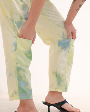 Minty Lime Grocery Pants