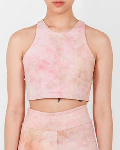 PRE ORDER Slow Crop Top Rose