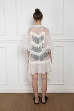 Load image into Gallery viewer, Twiggy Dress White