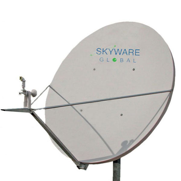 Global Skyware Type 180 1.8M Ku-Band Tx/Rx Class I Cross-Pol Antenna System