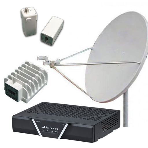 iDirect X1 Satellite Router