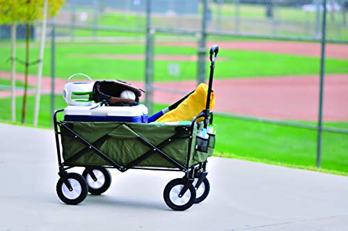 Transport Packages: Collapsible Folding Outdoor Utility Wagon