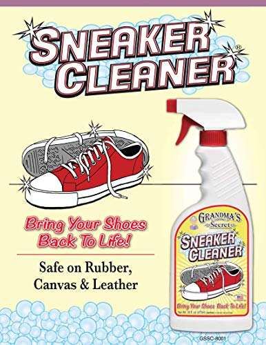 Refresh Sneakers: GRANDMA'S Secret Sneaker Cleaner Spray