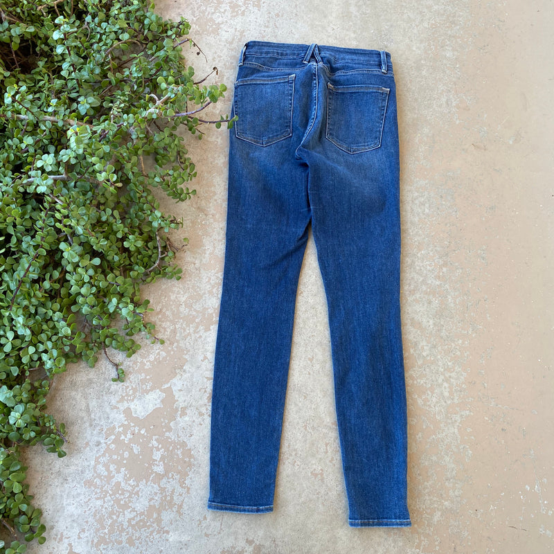 Good American Good Legs Jeans, Size 6/28