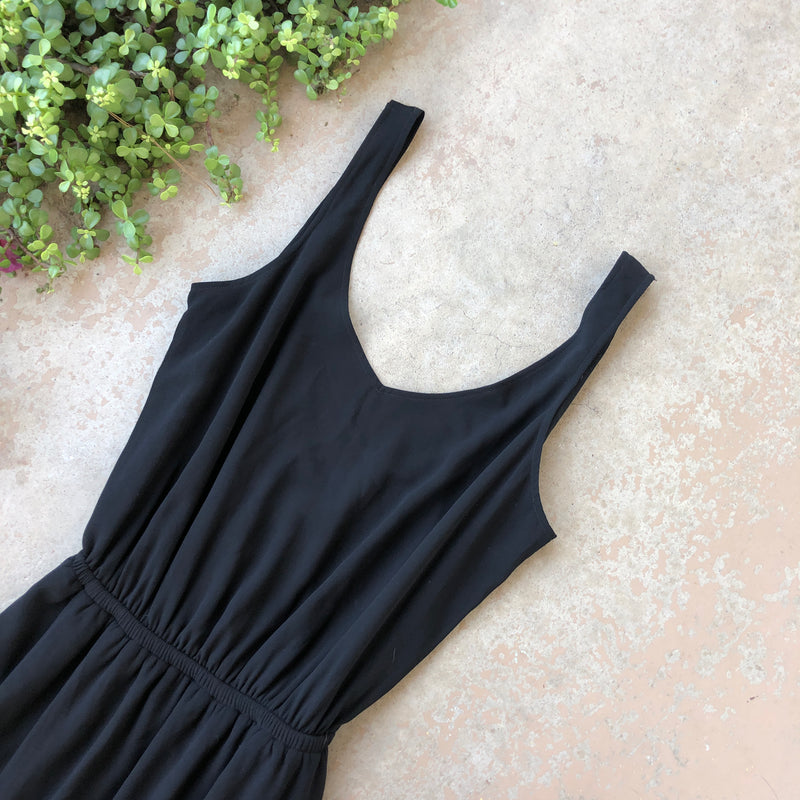Show Me Your MuMu Black Maxi Dress | Size XS