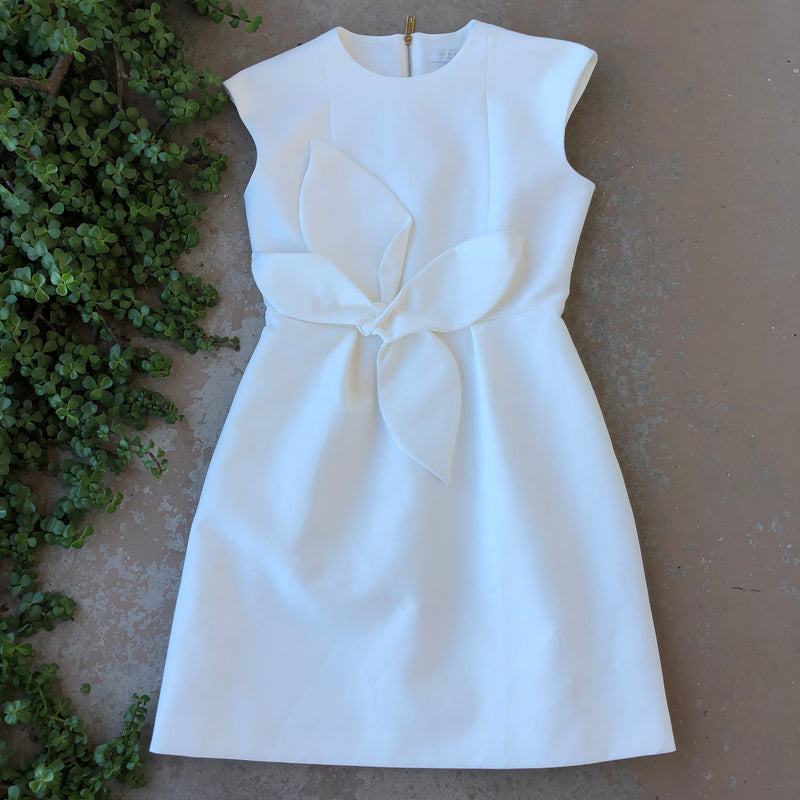 Ted Baker Bride White Dress, Size US 8