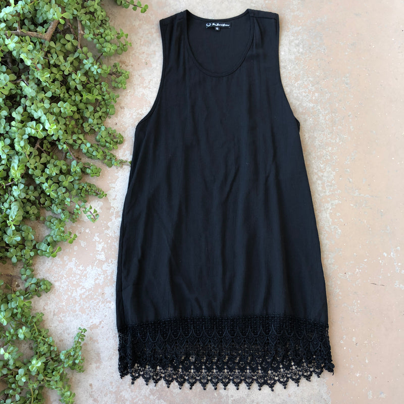 For Love and Lemons Black Dress, Size small