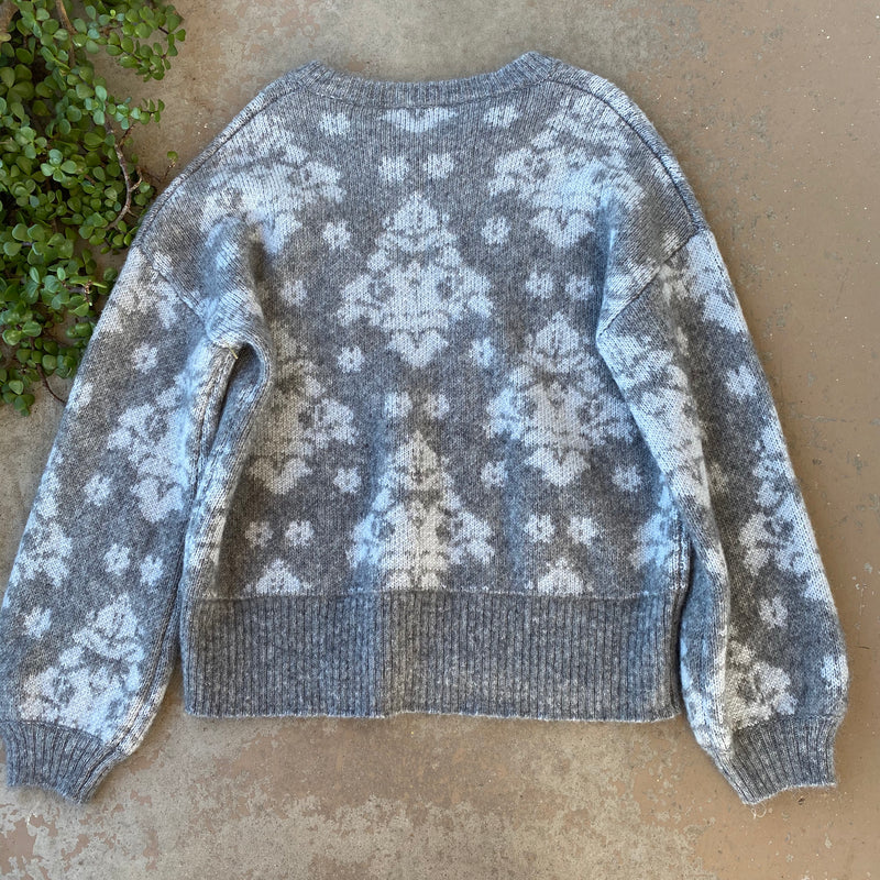 Lewit Nordstrom Wool Sweater, Size Large