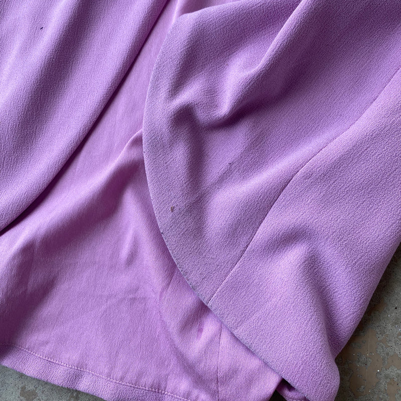 Dress the Population Mauve Maxi Dress, Size XS
