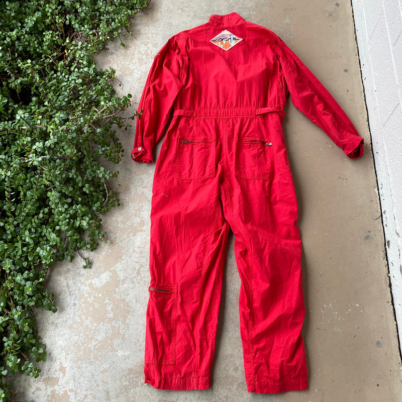 Free People Lena Flight Suit, Size Medium