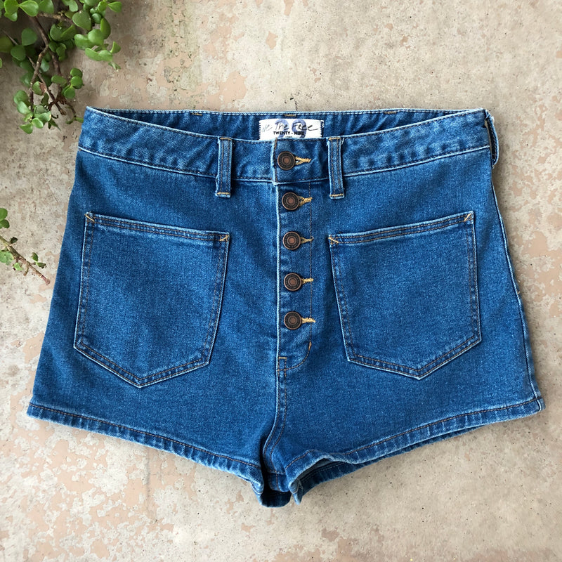 Free People We The Free Shorts, Size 29