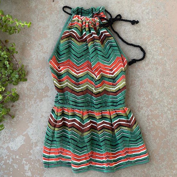 M Missoni Sleeveless Top, Size 42 (US 6)