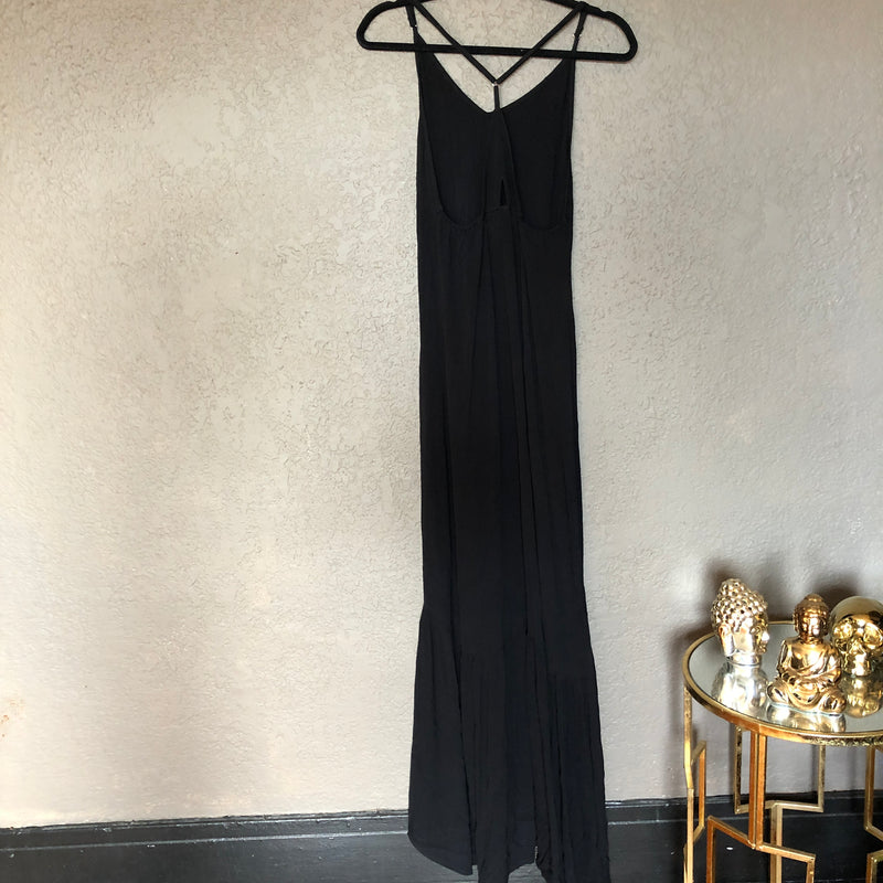 Flynn Skye Revolve Black Dress, Size XS
