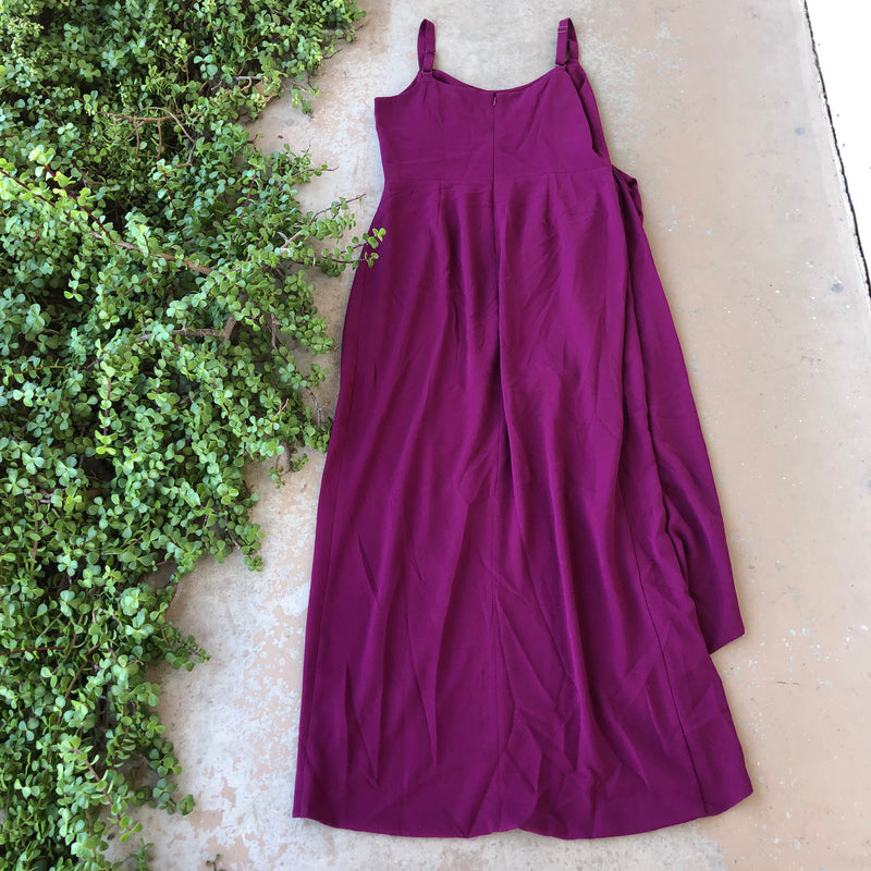 Dress the Population Maroon Dress, Size XXL
