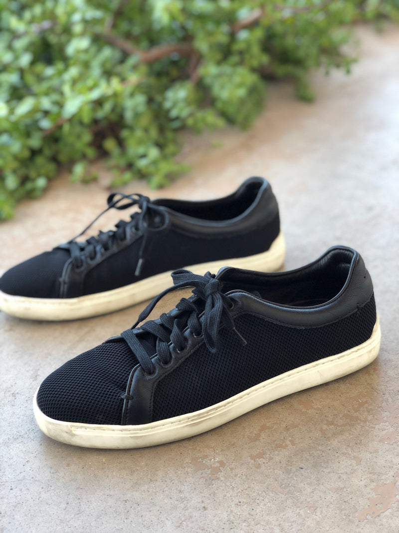 Rag & Bone Black Sneakers, Size 40/US 10