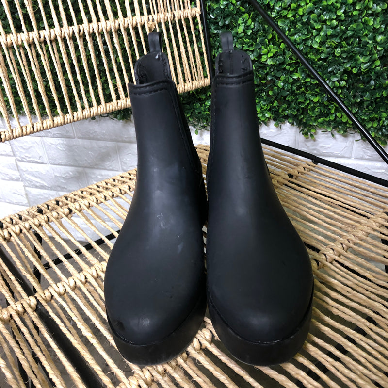 Jeffrey Campbell Rain Boots, Fits Like an 8 (no size)