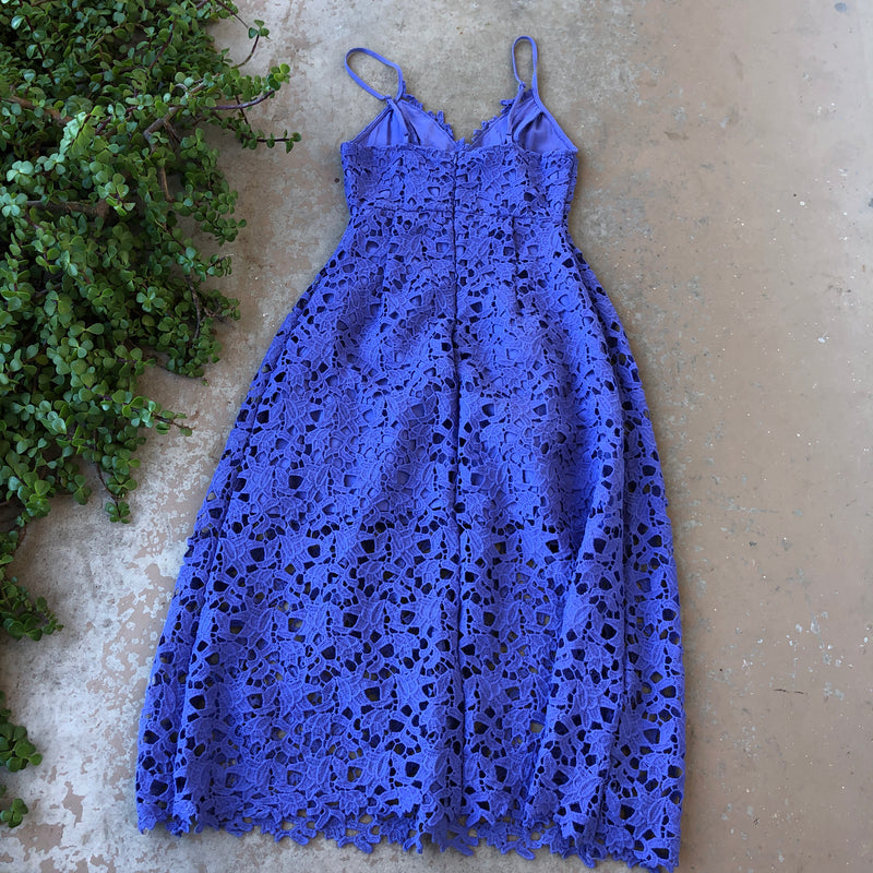 ASTR Purple Lace Dress, Size XS