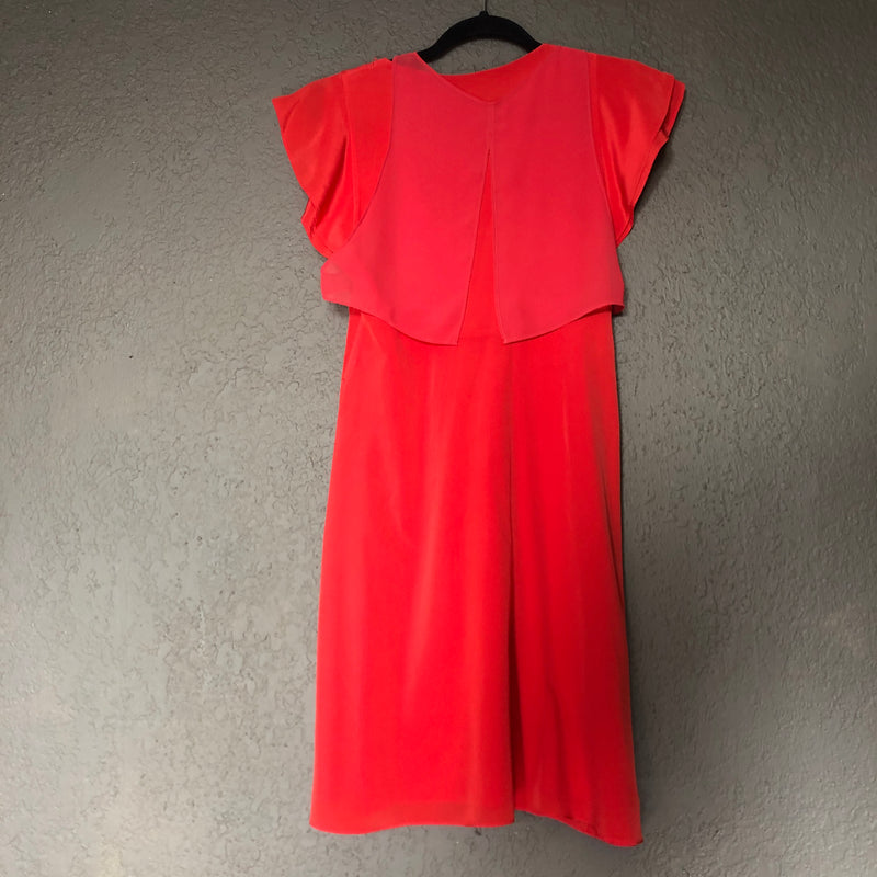 The Kooples Red Mini Dress, Size Small