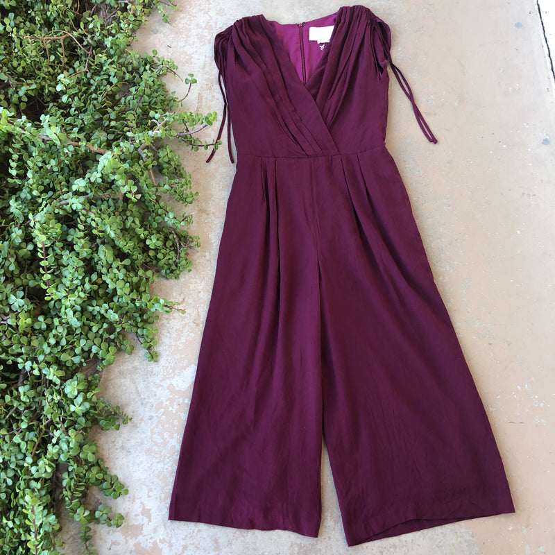 Gal Meets Glam Midi Jumpsuit, Size 10