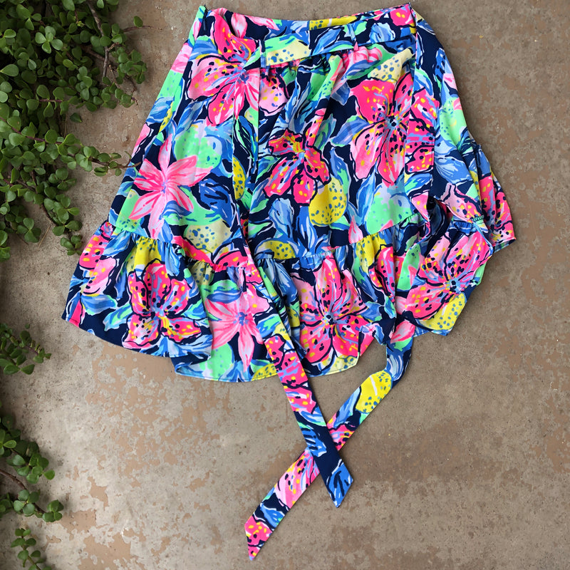 Lilly Pulitzer Skirt, Size 0